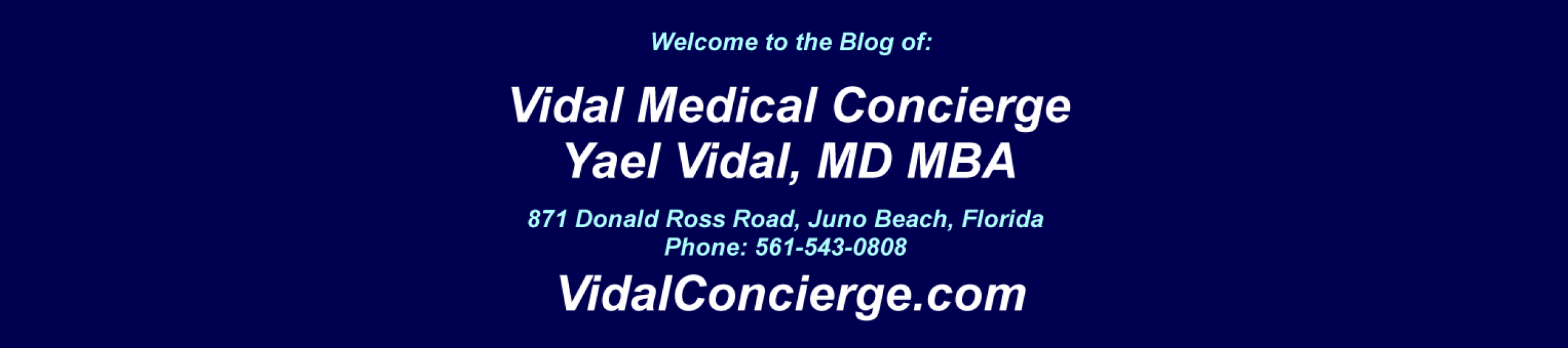 Jupiter Concierge Doctor – Palm Beach Gardens Concierge Physician